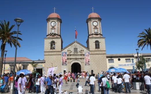 Templo Chico