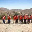 Teck CDA refuerza cultura de seguridad con lavadores de oro y pequeños mineros de Andacollo