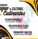Concurso de  gastronomía busca acercar la tradición culinaria de nuestro país y de otras culturas