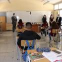 En Andacollo seis Liceos Bicentenarios firman compromisos para seguir avanzando con proyectos educativos de calidad