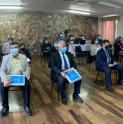 Alcalde Juan Carlos Alfaro presentó la cuenta pública de la gestión administrativa 2020