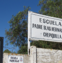 Escuela Padre Blas Hernández cumplió 83 años educando a generaciones de niños en Chepiquilla