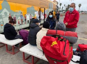 Autoridades sugieren a la comunidad testearse para prevenir contagios durante las Fiestas Patrias