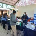 Alumnos del SLEP Puerto Cordillera recibieron computadores portátiles con conectividad