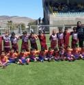 Academia de Fútbol Formativa reanuda sus encuentros deportivos